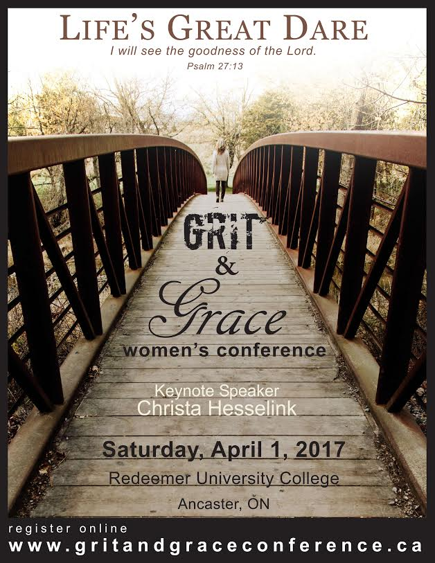 Grit and Grace Conference