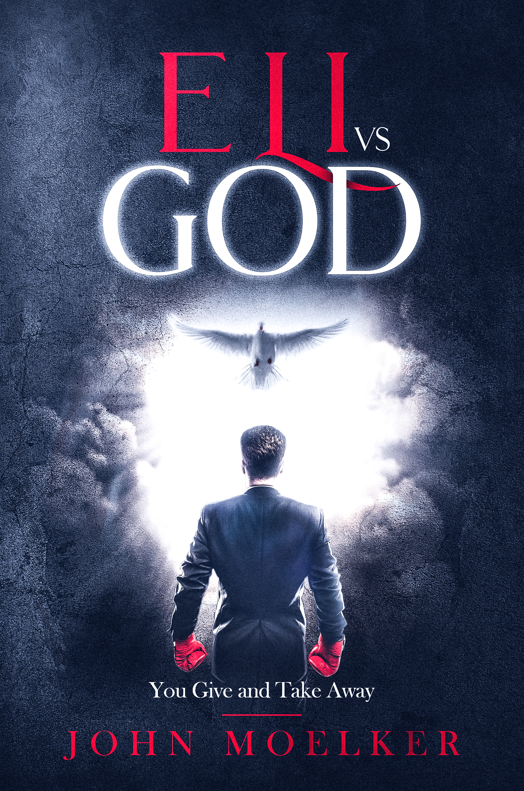Eli vs God book cover