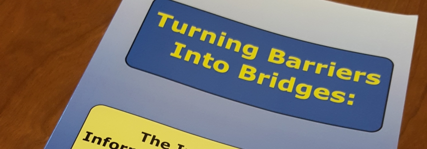 Turning Barriers into Bridges cover